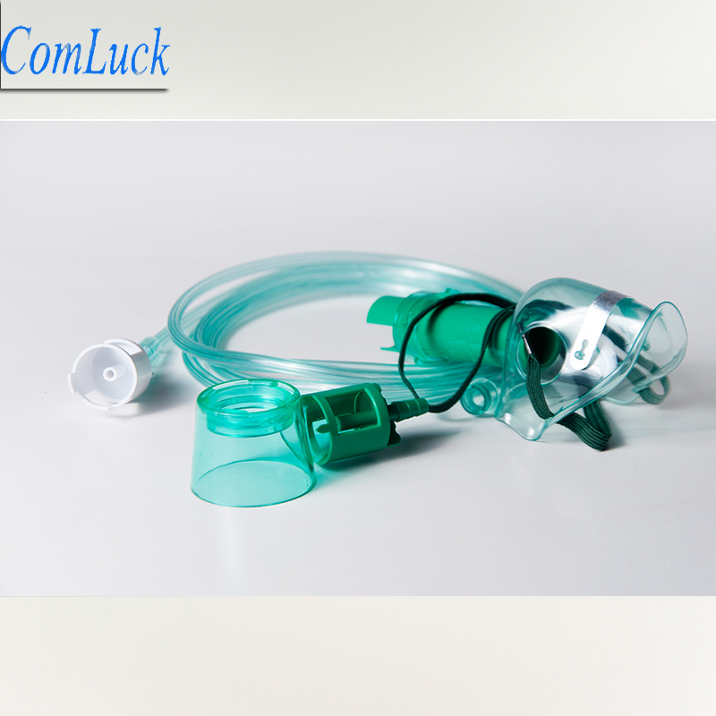 Disposable oxygen mask with Venturi Mask